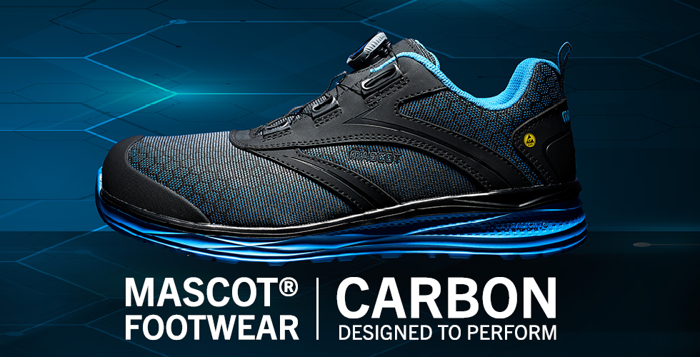 2020 - MASCOT® FOOTWEAR CARBON | Designed to Perform-Chaussures de sécurité (basses)-BOA® Fit System, F0251-909