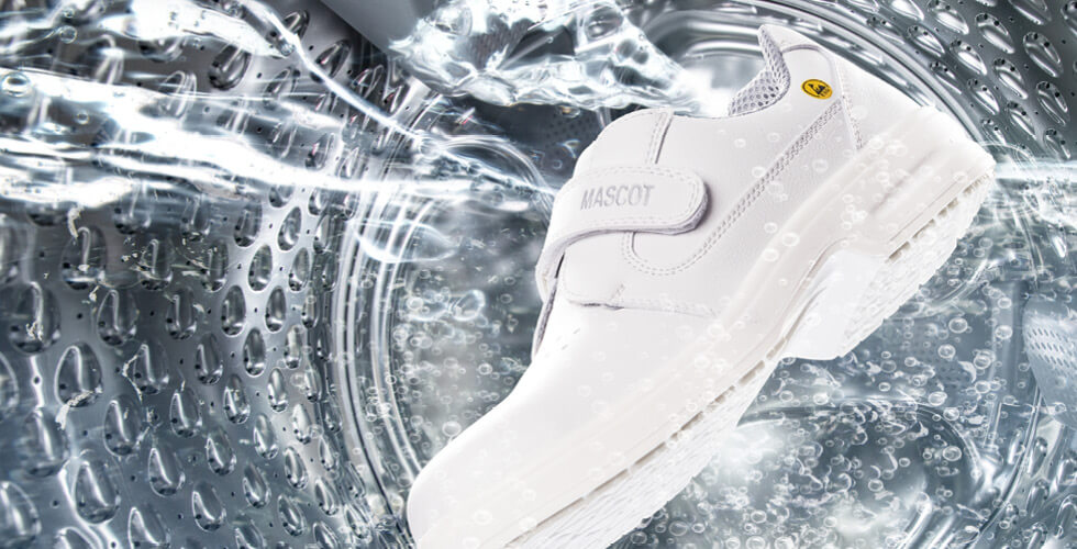 MASCOT® FOOTWEAR CLEAR - Chaussures de sécurité basses, washing maschine