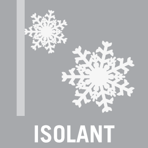 Isolant - Pictogramme