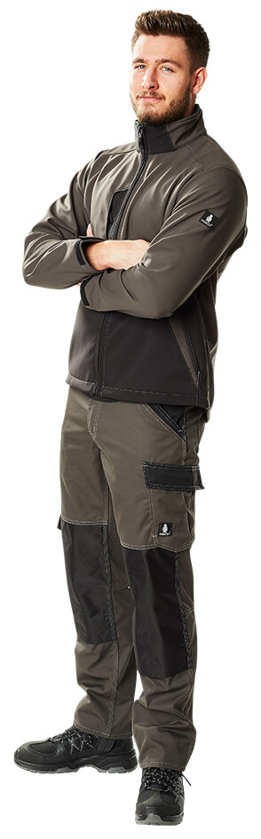 MASCOT® LIGHT Veste softshell & Pantalon - Modèle