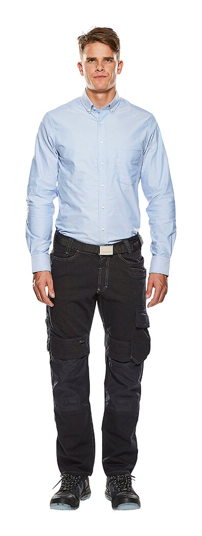 Homme - Chemise, manches longues - MASCOT® CROSSOVER