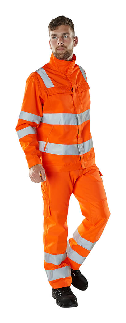 Hi-vis orange - Vêtement de sécurité - MASCOT® SAFE LIGHT - Modèle